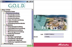 G.O.L.D. Stock - Integrating your Logistics Network in your Supply Chain...