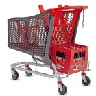 Thumbnail-Photo: Plastic shopping trolley Tango