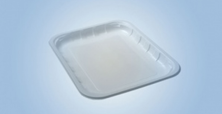 Photo: The new PP trays for delicatessen and ½ GN trays...