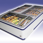 Thumbnail-Photo: Integral freezer and chiller cabinets