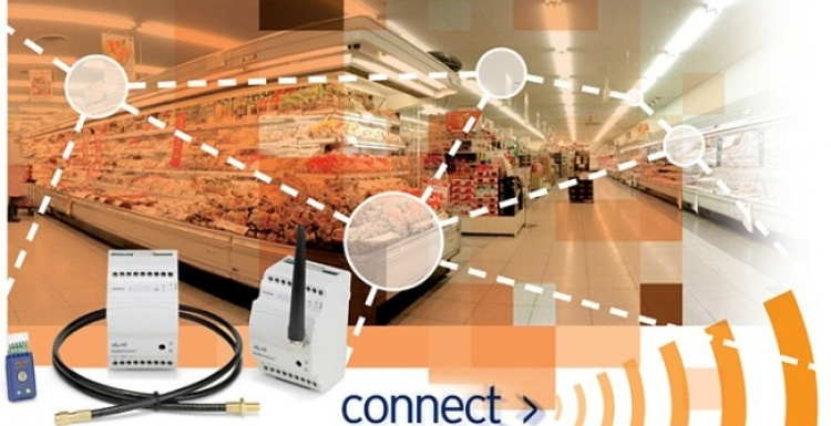 Photo: Eliwell RadioAdapter offers wireless connectivity for refrigeration and...