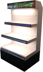 E-Rail® - An electronic in-store sales promotion system...