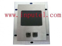 I-KC300 - Stainless steel frame touchpad