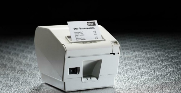 Photo: TSP700II - Star Micronics launches new second generation of TSP700...