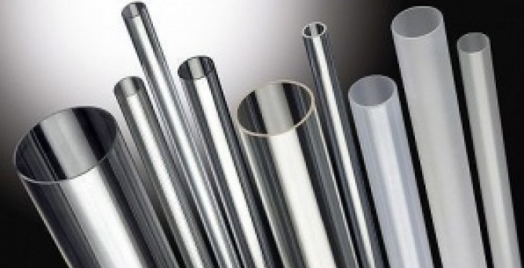 Photo: PTH GROUP - New range of polycarbonate transparent and opal tubes...