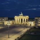 Thumbnail-Photo: With energy-saving white light lamps OSRAM puts central Berlin in the...