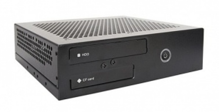 Photo: AOpen Digital Engine DE2700 - AOpen fanless semi-industrial PC...