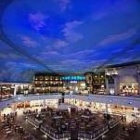 Thumbnail-Photo: OSRAM helps create the sky inside the Trafford Centre...