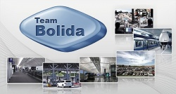 "New project team nicknamed ""Bolida"""
