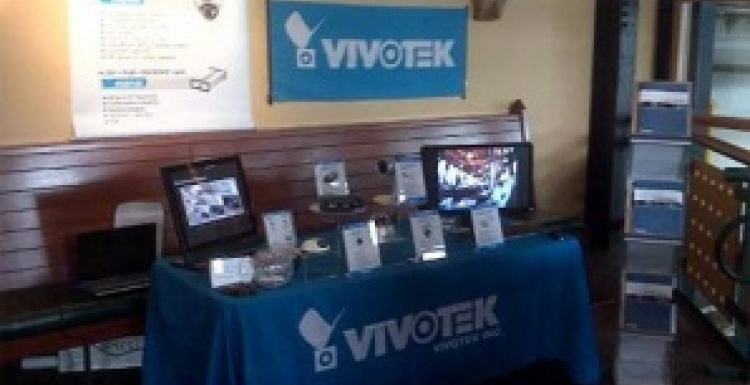Photo: Thanks for Visiting VIVOTEK at Anixterfest 2009 & IFSEC India 2009...