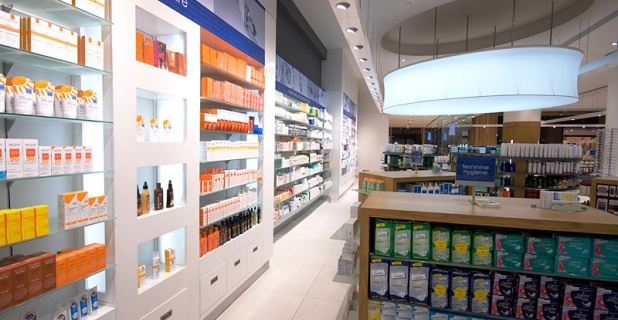 For the Super-Care Pharmacy in Dubai Mall, Ansorg developed, together with the...