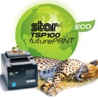 Thumbnail-Photo: New TSP100 ECO printer from Star Micronics minimises environmental...