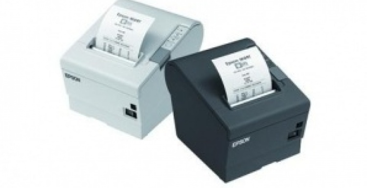Photo: Epson TM-T88V-041 - Bon-Thermoprinter