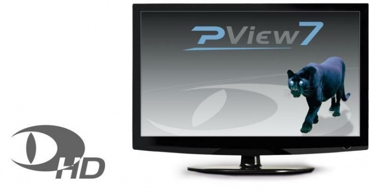 Photo: Dallmeier presents HD-ready software PView 7...