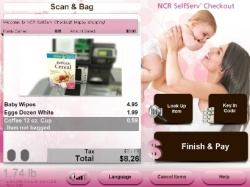 NCR introduces personalization platform for self-checkout terminals...
