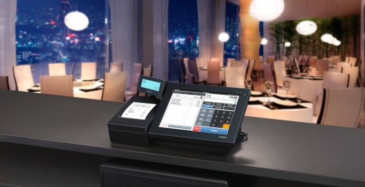 Photo: Casio Releases Business Support Terminal Which Enables Integrated...