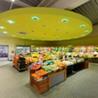 Thumbnail-Photo: sky supermarket, Kiel-Dietrichsdorf - LEDs set the scene in the fresh...