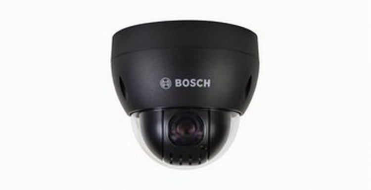 Photo: Bosch adds moving camera to the Advantage Line...