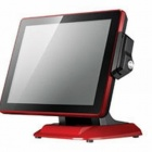 Thumbnail-Photo: AWEK presents compact POS-System smartTOUCH 2015 at EuroCIS 2012...