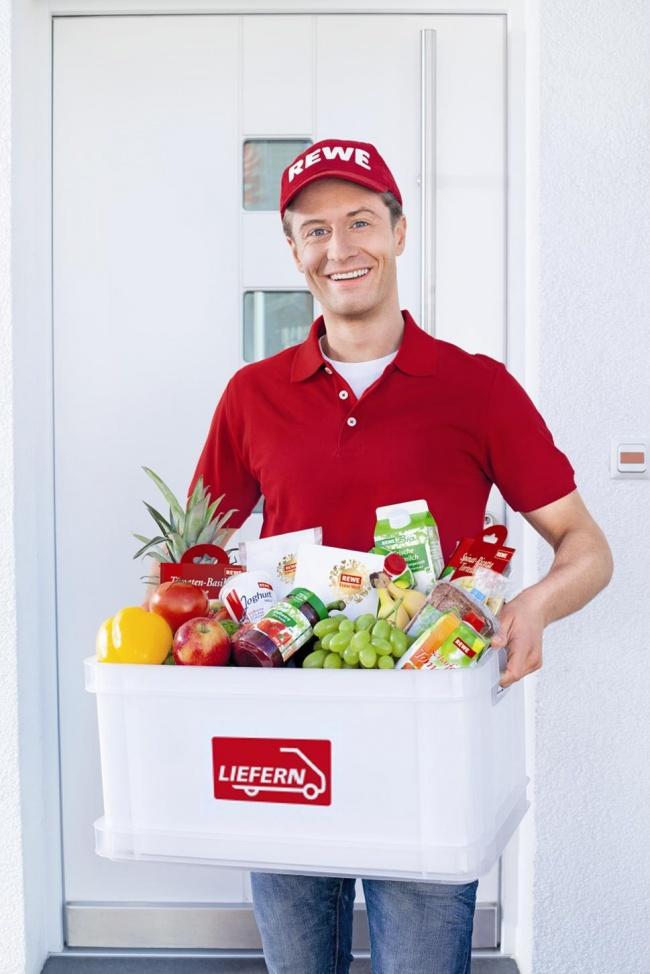 REWE startet Lieferservice in Köln   iXtenso - Magazin für den ...