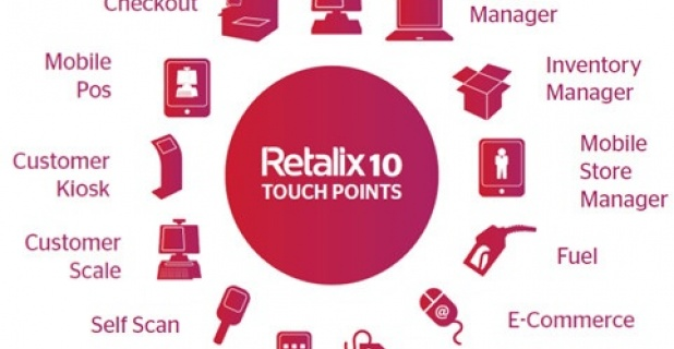 With their software solutions, Retalix covers all parts of retail....