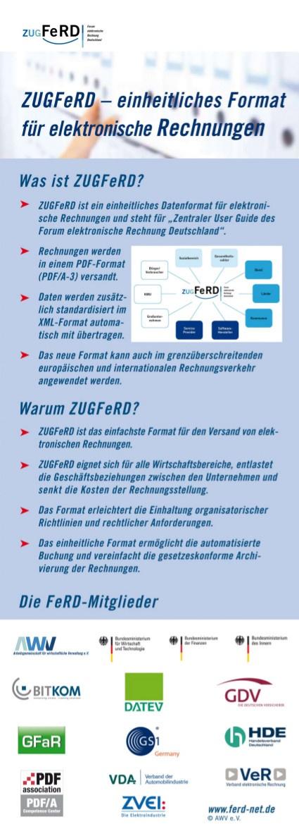 Neues E-Rechnungsformat ZUGFeRD auf CeBIT vorgestellt | iXtenso ...