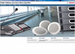 Bosch releases new specifier software
