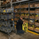 Thumbnail-Photo: BVB football club hands over the complete warehouse logistics operations...