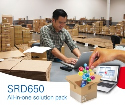 Unitech Europe introduces SRD650 all-in-one business solution pack...