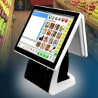 Thumbnail-Photo: New Arm touch POS series AO5X is put in market...
