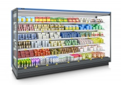 The new Monaxis refrigerated multideck