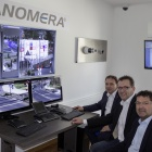 Thumbnail-Photo: Dallmeier opens Video IP Showroom and Solution Centre at Johanns...