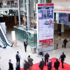 Thumbnail-Photo: Messe Düsseldorf commissions world's largest free-standing video wall...