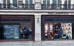 The store is located in the heart of Londons Regent Street, home to many...