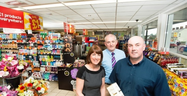 Photo: Celebrating the 250th SPAR store upgraded with blaze lighting...
