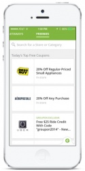 Saving shoppers money at leading national brands with digital coupons, promo...