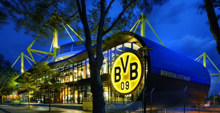 Photo: Bringing a glint to eyes in the new Borussia Dortmund (BVB) Fan World...
