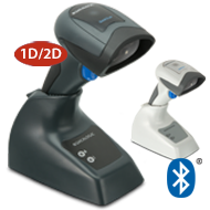 QuickScan QBT2400 and QM2400 entry level cordless 2D area imagers...