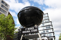 Attention, barbecue fans: The first Weber Original Store opened in Berlin-Mitte...