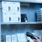 Thumbnail-Photo: Mobile stock postings: NTS develops mobile stocktaking solution for...