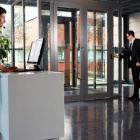 Thumbnail-Photo: Axis extends its physical access control products to Europe...