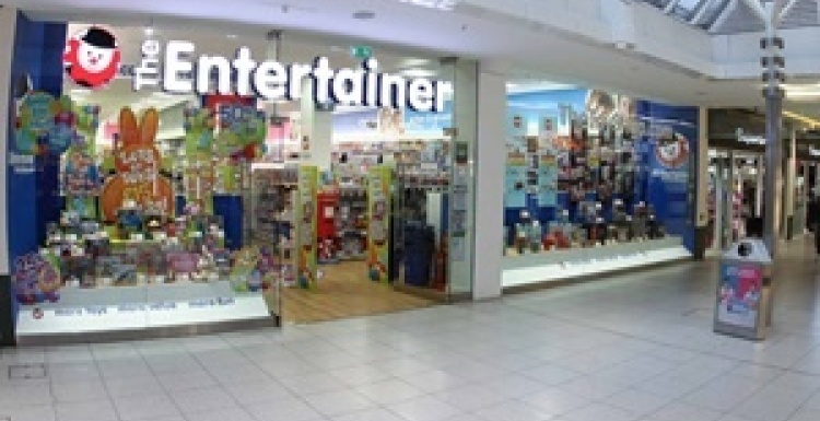 Photo: The Entertainer chooses Zetes' in-store management solution for stock...