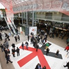 Thumbnail-Photo: Guided Innovation Tour at EuroCIS