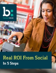 Real ROI from social in 5 steps