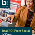 Thumbnail-Photo: Real ROI from social in 5 steps