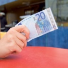 Thumbnail-Photo: A new 20 Euro bill is soon released