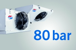 Air coolers – up to 80 bar as standard