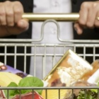 Thumbnail-Photo: World First antimicrobial copper supermarket trolleys...