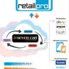 Thumbnail-Photo: Retail Pro International and 24Seven Commerce form strategic alliance...