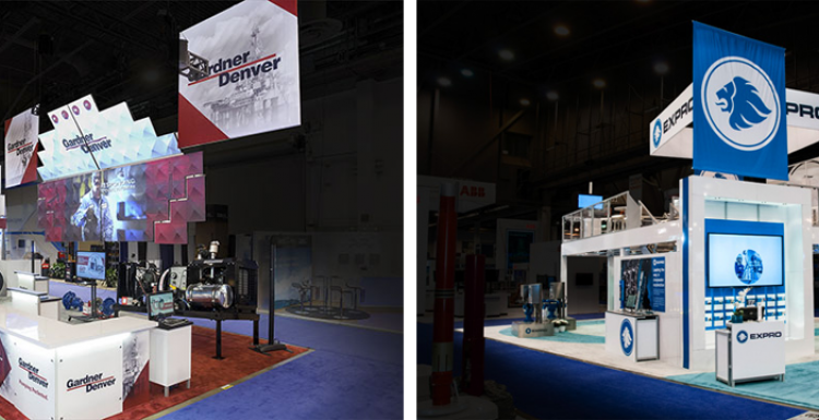 Photo: 2020 Exhibits wins two Portable Modular Awards...